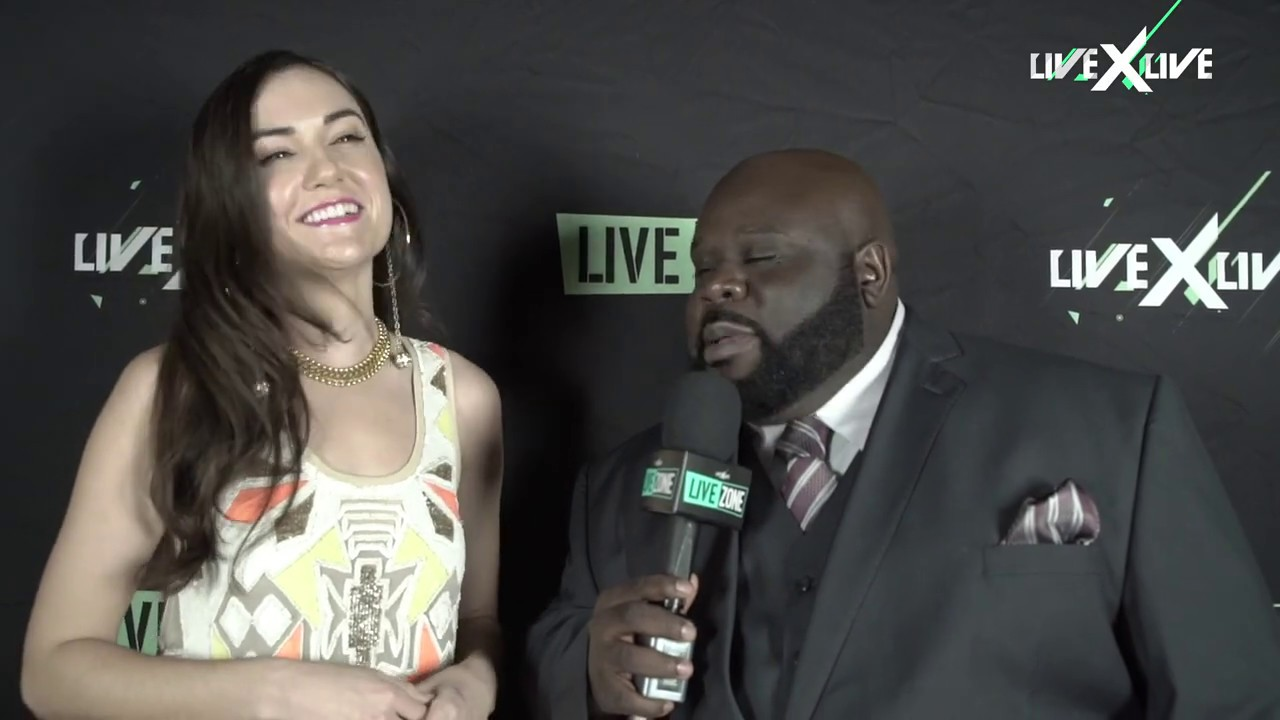 Sasha Grey LiveZone Interview