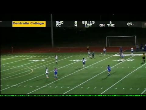 Centralia College Women's Soccer  9-23-2917