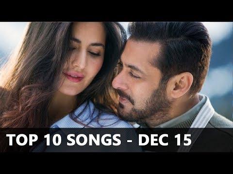 Top 10 Bollywood Songs of the Week (Radio Mirchi Charts) - December 15, 2017