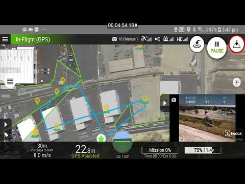 Fly your DJI and share images with clients in under 10 minutes