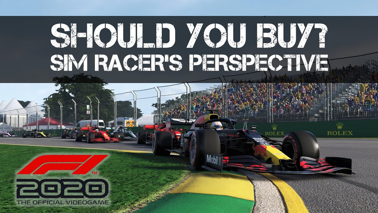SHOULD YOU BUY F1 2020? - A Sim Racer's Perspective