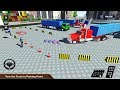 Heavy Duty Euro Truck Parking Android Gameplay