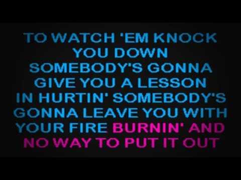 SC2213 03   Messina, Jo Dee   Lesson In Leavin' [karaoke]