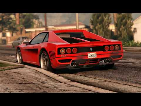 GTA 5 - Grotti Cheetah Classic Cinematic