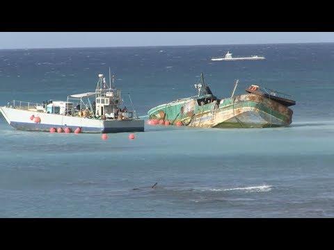 Sunken Ship Pacific Paradise Hawaii Live Cam