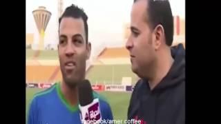 السيد حمدي باكيا بعد مباراة المقاولون بسبب أزمته الاخيرة 14/12