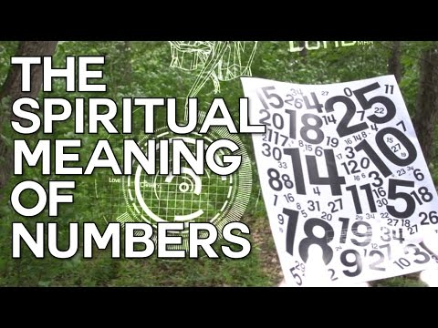 The Spiritual Meaning of Numbers - Swedenborg and Life - YouTube