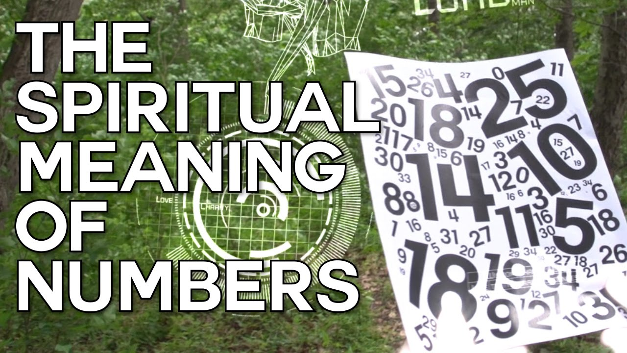 The Spiritual Meaning Of Numbers Swedenborg And Life Youtube