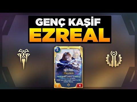LoR - GENÇ EZREAL KAN PEŞİNDE
