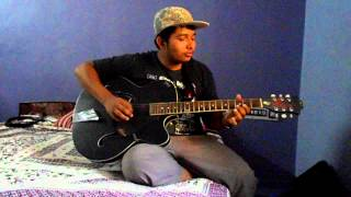 Pitbull Hotel Room Service Theme Acoustic On Guitar How to Play