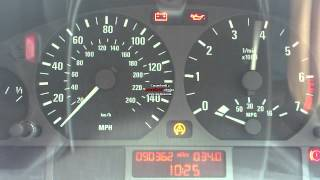 [SOLVED] BMW E46 wont start. Rattle/fluctuate/clicking