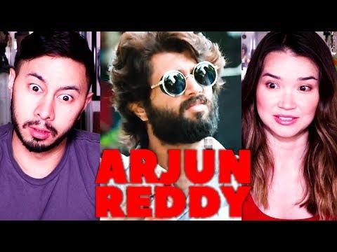 ARJUN REDDY | Achara's Reaction (Jaby Re-Visits)