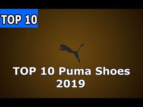 TOP 10 Puma Shoes 2019
