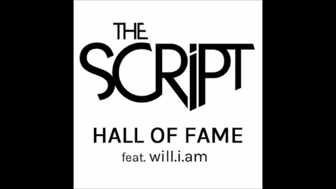 The Script - Hall Of Fame ft.   (Piano Melody
