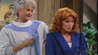 Sondra Currie on Golden Girls
