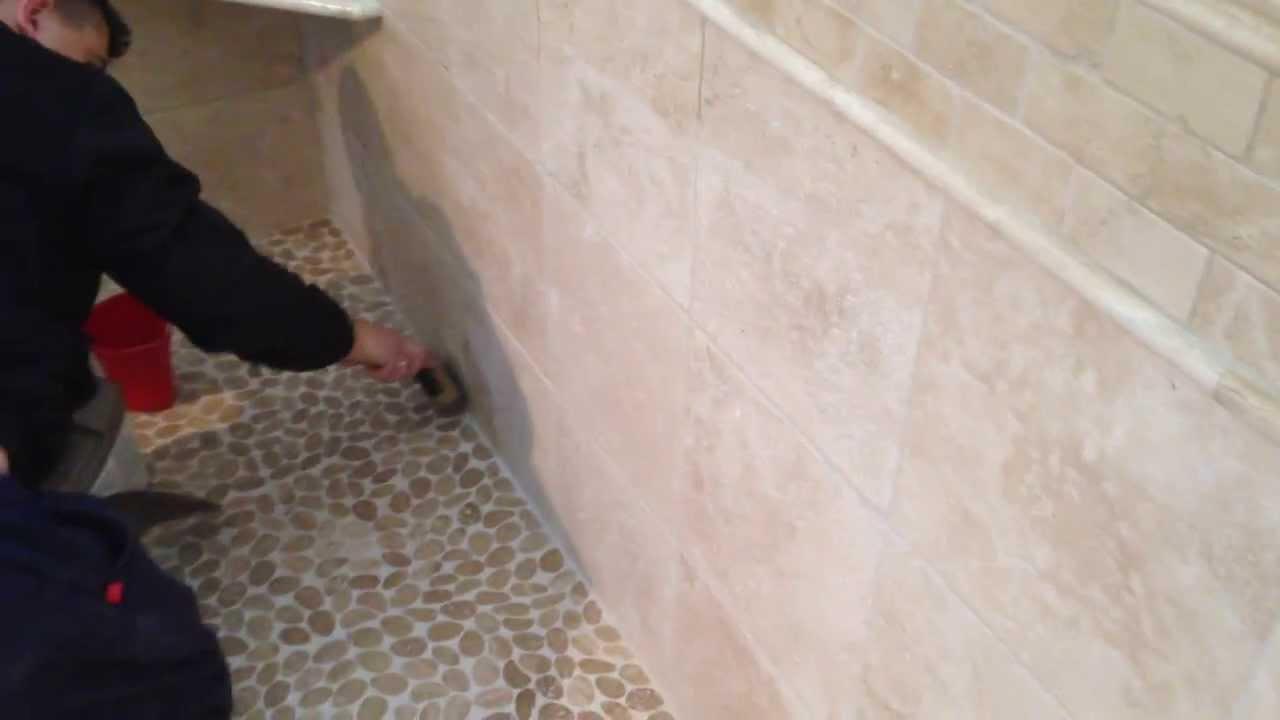 How to Apply Enhanced Sealer on Wall Tile - YouTube