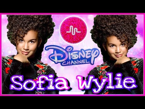 Disney Andi Mack Star SOFIA WYLIE Best Musical.ly Compilation Ever 💙 ❤️