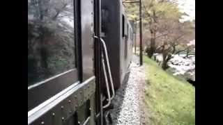 大井川鐡道 旧型国電のようなSL列車