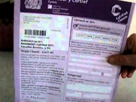 Dealing With The 2011 UK census the easy way