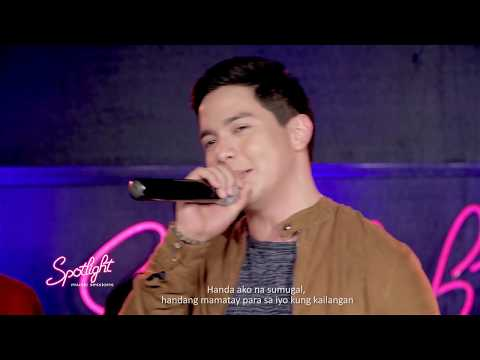 "Ex Battalion feat. Alden Richards  - ""SUPERHERO MO"" ("