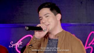 "Ex Battalion feat. Alden Richards  - ""SUPERHERO MO"" (""Victor Magtanggol"" theme song)"