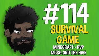 ماين كرافت سرفايفل قيم - Minecraft Survival Games - 114 - فارس 8:08 :S