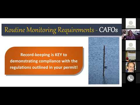 Monitoring & Managing Feedlot Runoff Holding Ponds