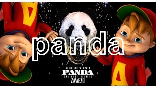 panda spanish version alvin y las ardillas 2016