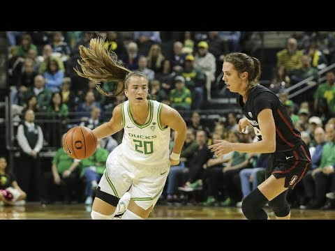 Sabrina Ionescu Goes Off For 37 Points As No. 6 Ducks Thump No. 3 Stanford