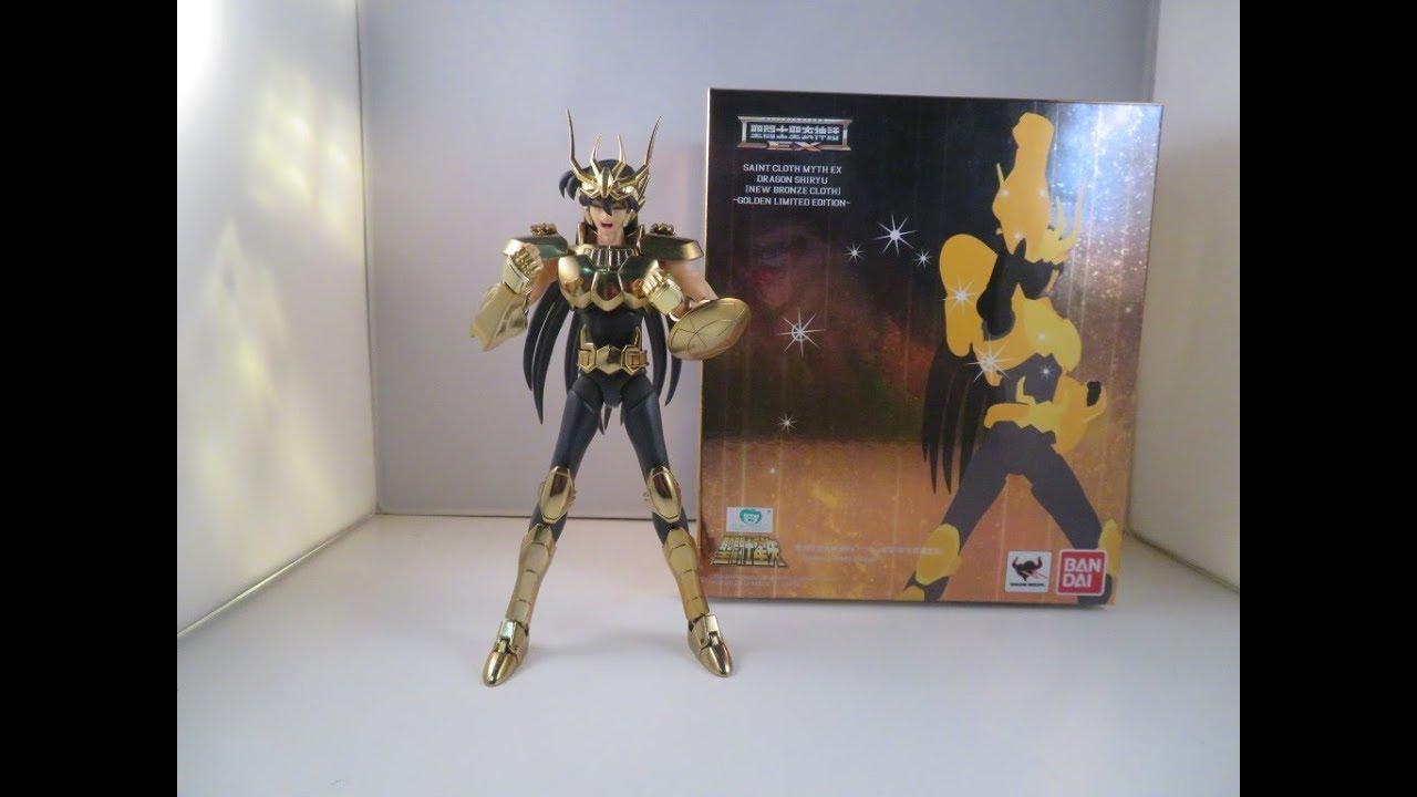 Bandai Saint Seiya Cloth Myth Phoenix Ikki Power of Gold action Figure