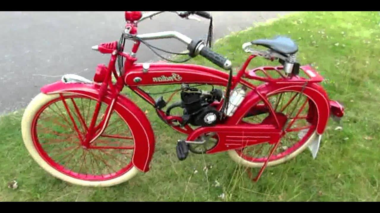 1914 Indian Motorcycle Replic Youtube