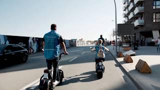 evectro - Geführte E-Scooter Touren in Hamburg