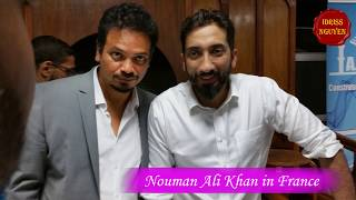Download Brother NOUMAN ALI KHAN IN FRANCE (1 mn 20s )