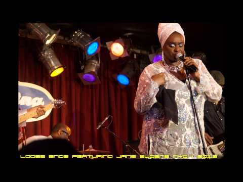 Loose Ends featuring Jane Eugene @ BB King Bar & Grill NYC 25 Mar 2013