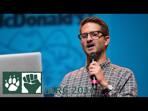 Jake Conroy - A case for campaigns: Reflections on vegan outreach and purity politics (IARC 2016)
