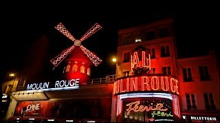 #830 PARIS Moulin Rouge, ARC DE TRIOMPHE, Grevin WAX Museum - Daily Travel Vlog (11/14/18)