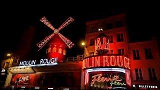 #830 PARIS Moulin Rouge, ARC DE TRIOMPHE, Grevin WAX Museum - Daily Travel Vlog (11/14/18)