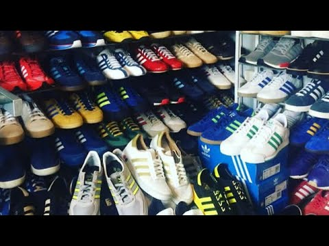 Adidas Trainer / Sneaker Collection 2017 !!!