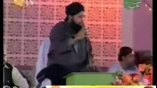 Owais Raza Qadri  Exclusive Mere Khawaja Piya  Mehfil-e-Naat  Hyderabad Sindh March 2006