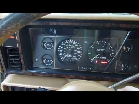 1990 Chrysler Town & Country Electrical Problem
