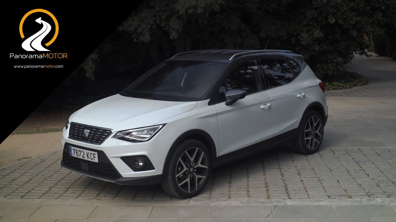 2018 seat arona xcellence nevada white conducci n interior exterior youtube. Black Bedroom Furniture Sets. Home Design Ideas