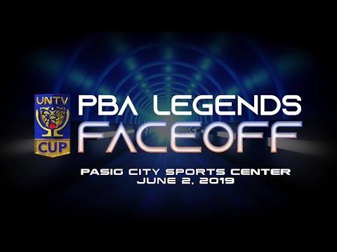 UNTV Cup: PBA Legends Face-off Opening