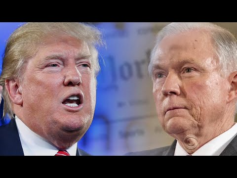 Trump has public falling out with Attorney General Jeff Sessions