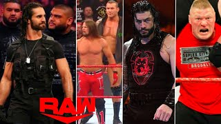 WWE Monday Night Raw 9 December 2019 Highlights ! WWE Raw 12/09/19 Highlights Preview !