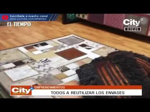 ESPERANZA nuestra ultima colección en tapetes, FIBRA CARPETS en city tv
