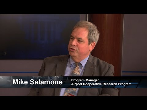 One on One with Airport Cooperative Research Program Manager Mike Salamone, C.M.