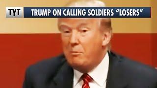 Trump: John McCain Was A