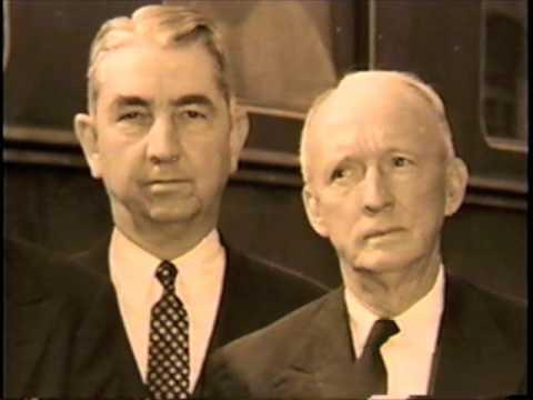 Robert H. Jackson Funeral (1954)