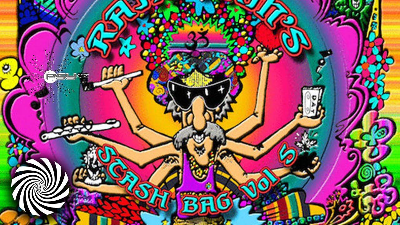 Raja Ram - Raja Ram's Stash Bag