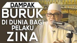 Video Singkat: Dampak Buruk Di Dunia Bagi Pelaku Zina - Ustadz Ahmad Zainuddin, Lc